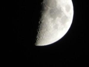The Truth Denied Moon photo taken by Roxy Lopez in Arizona, USA