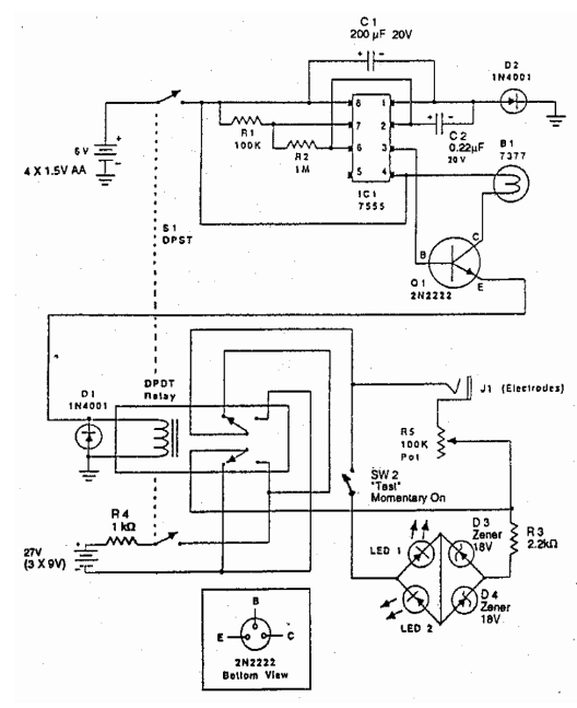 bob beck zapper schematics  bob  free engine image for