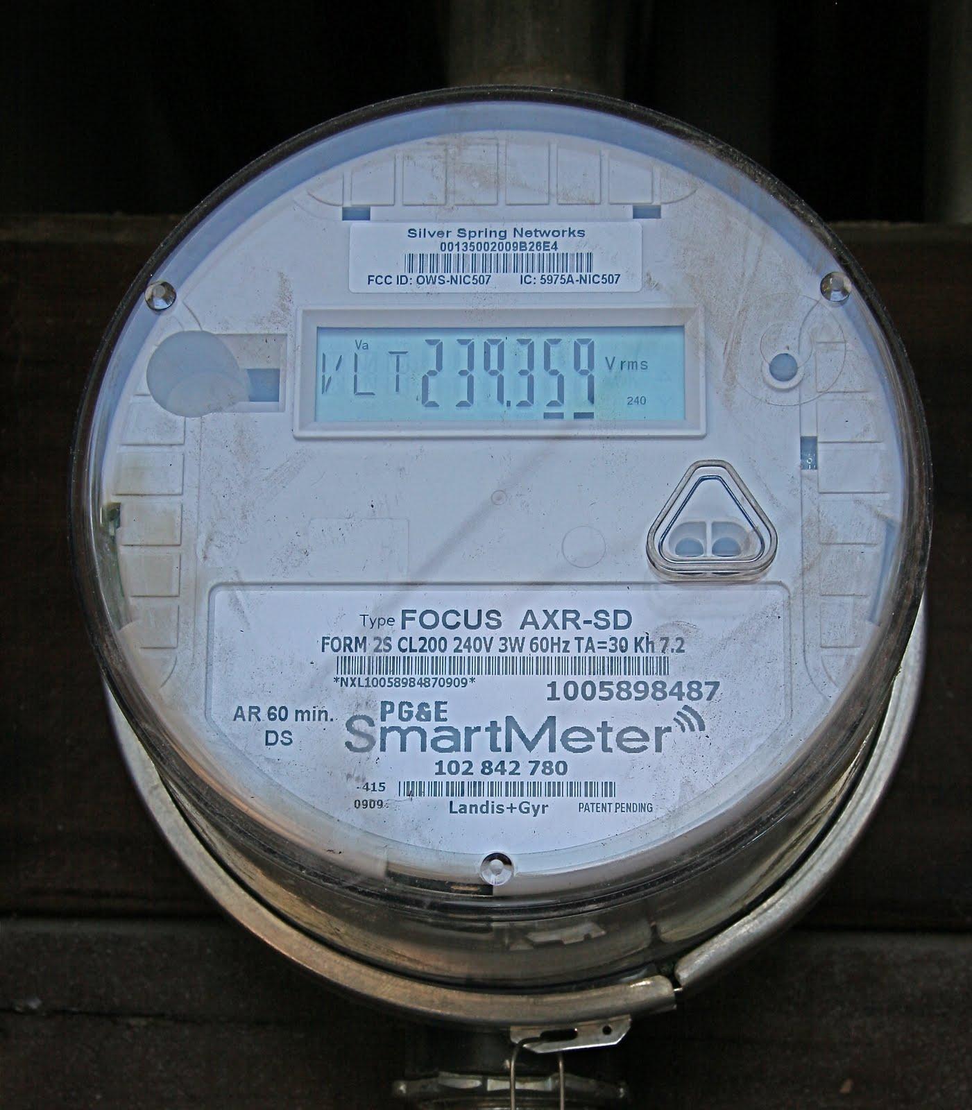 Smart Meter Vs Analog Meter : Deborah tavares talks about your rights regarding smart