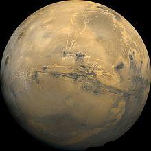 Mars (Viking 1, 1980)