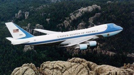 AIR FORCE ONE  : SYMBOL of  ELITE STATUS , POWER, and $$$