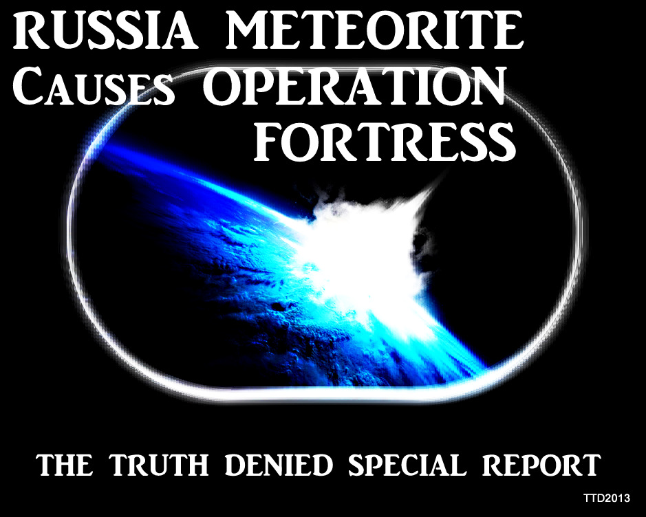 1-Meteor Crash The Truth Denied