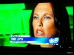 Roxy Lopez interviewed by CBS NEWS