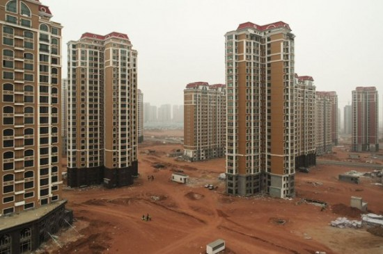 the truth denied ghost cities in china and massive chinese
