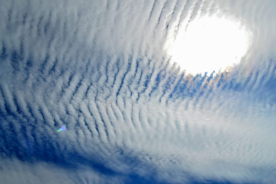 HAARP CLOUD DISTURBANCE