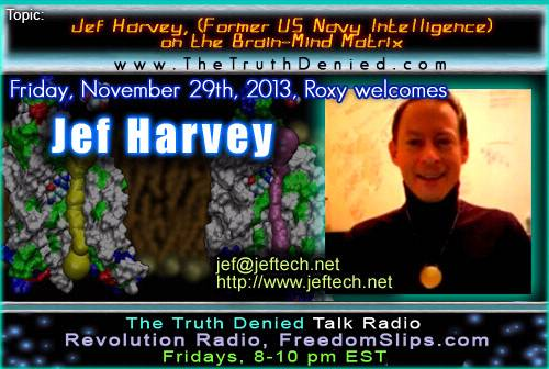 Coding Holograms is the Future of Medicine with Jef Harvey – The