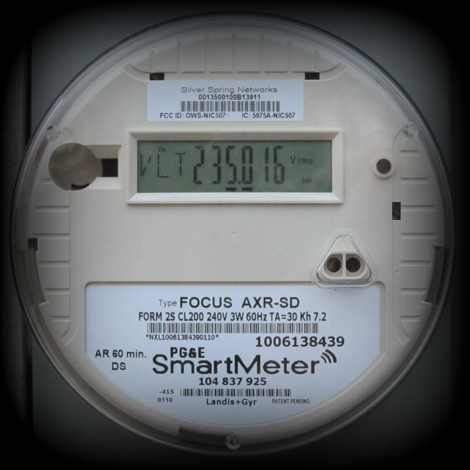 Electric Companies have changed the termenology to their customers when referring to a SMART METER, now referencing them as Analog Meters