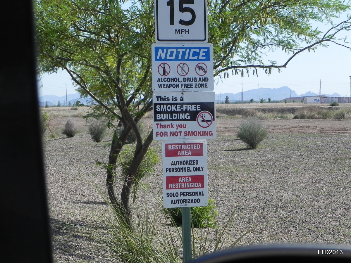 MONSANTO in Casa Grande, AZ NO ACCESS