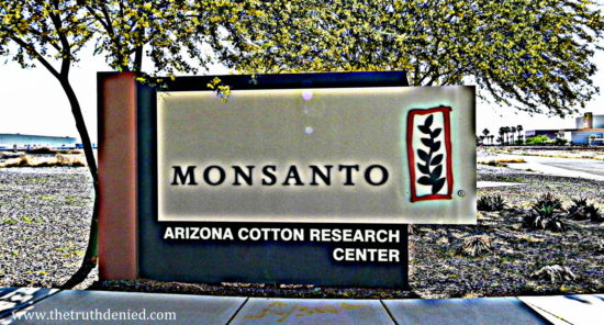 The Truth Denied Monsanto