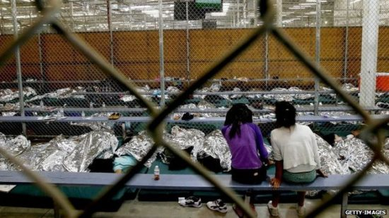 According to the US Department of Homeland Security, 52,000 unaccompanied children have been apprehended since October.