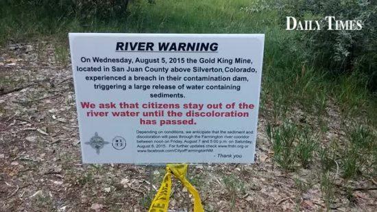 river warning popster