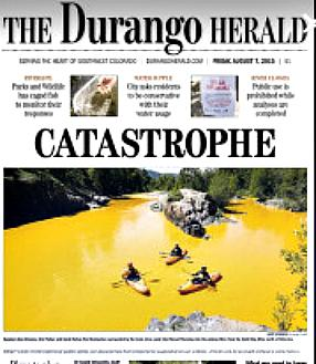 the derango River herald