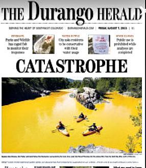 the derango River herald