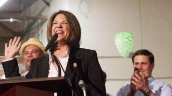 Arizona State Senator Kelli Ward-Remind me not to vote for her!