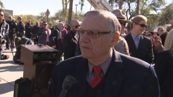 Sheriff Joe has a message for all gun owners to join his posse!