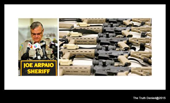 Maricopa County Sheriff Joe Arpaio-The Truth Denied