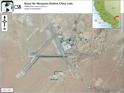 US: Naval Air Weapons Station China Lake