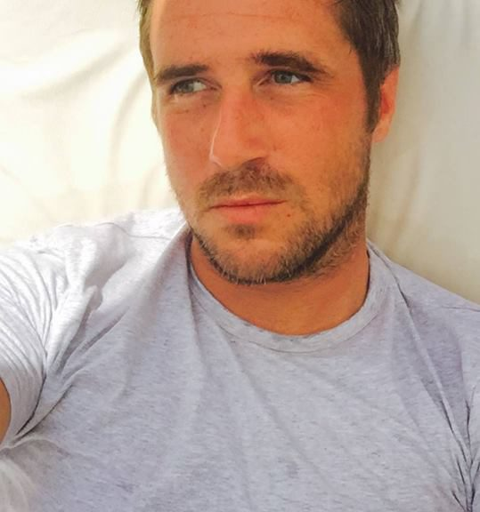 Super Soldier Max Spiers