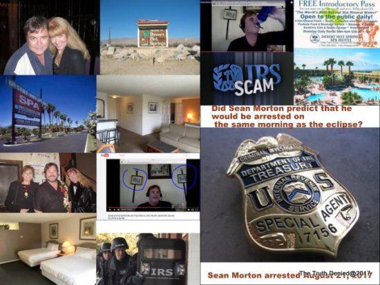 Eyewitness Account ~ Sean David Morton of Hermosa Beach in custody along with Melissa Morton 1-sean-david-morton-arrest-spa-550x413