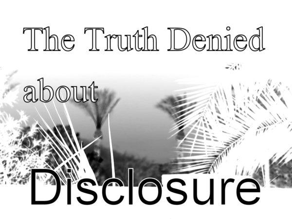 TTD Discloures Diego Garcia