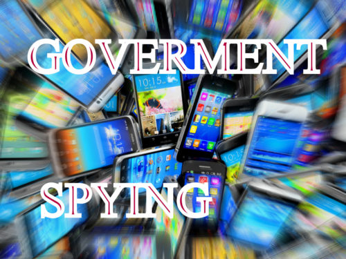 Government spying-the truth denied
